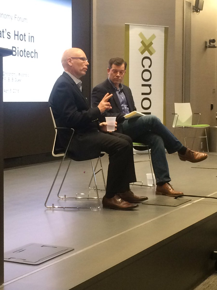 .@LifeSciVC and @DonWNicholson discuss NASH and Nimbus at #xconbio https://t.co/A35NjRMChM