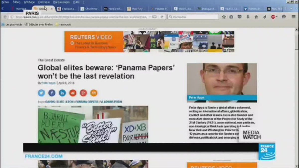 VIDEO -  Could the Panama Papers lead to capitalism's biggest crisis?
