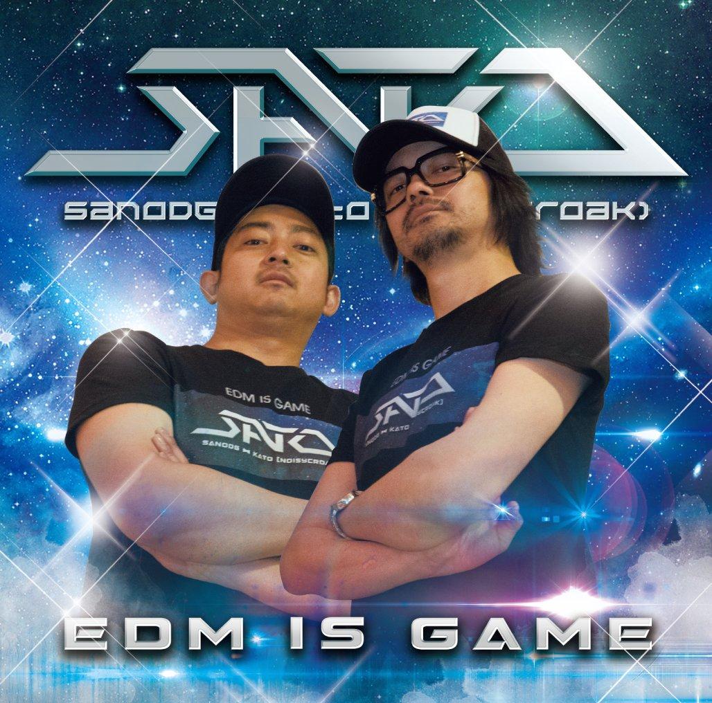 本日入稿、SATOフルアルバム「EDM IS GAME」。大自信作です。4/24のM3、第一展示場 B-10aにて先行発売。ぜひ! https://t.co/t3Arb4Qqw0