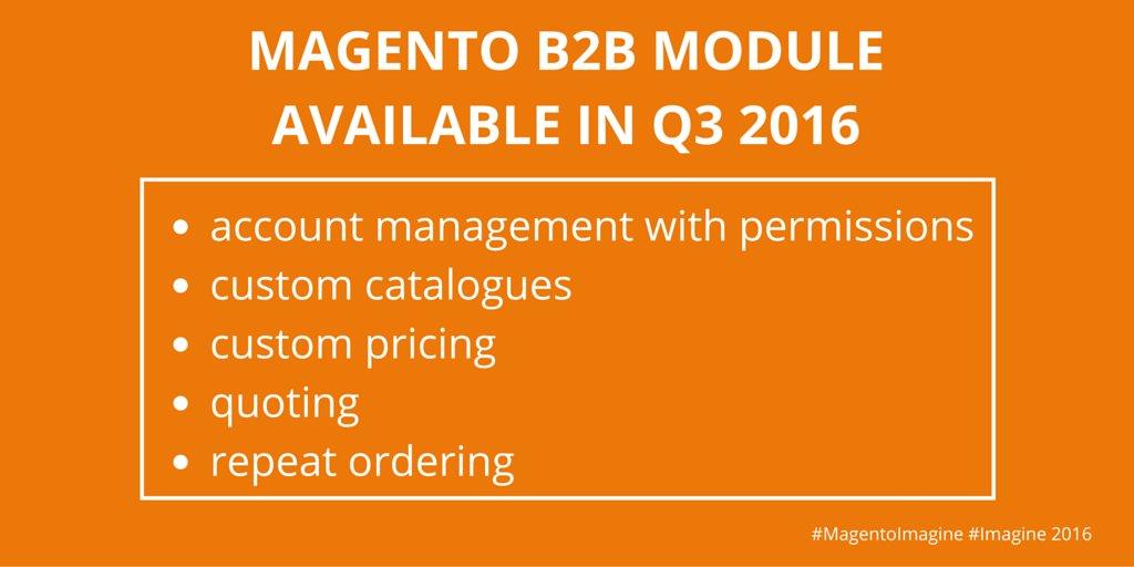 Magecloud_net: Imagine 2016: Community Highlights! Latest updates: https://t.co/ngbGJYctOu #MagentoImagine #imagine2016 #magento https://t.co/7GjABfPwa4