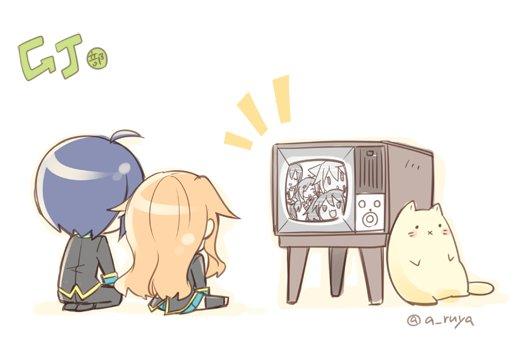 関西で再放送と聞いて! #gj_anime