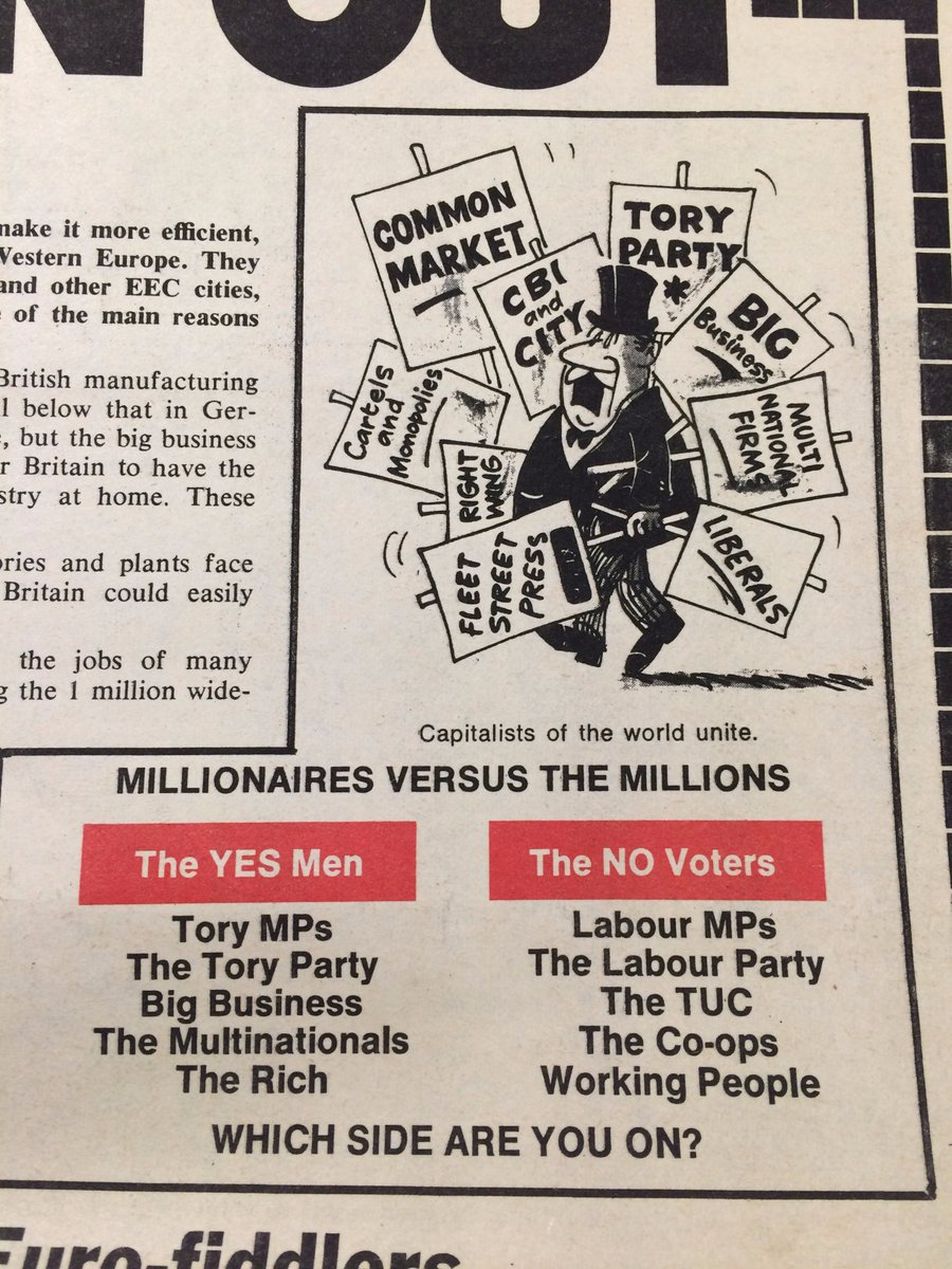 In leaflet from the old AUEW, a Jeremy Corbyn ally, in 1975: https://t.co/mFS4cjWj3n