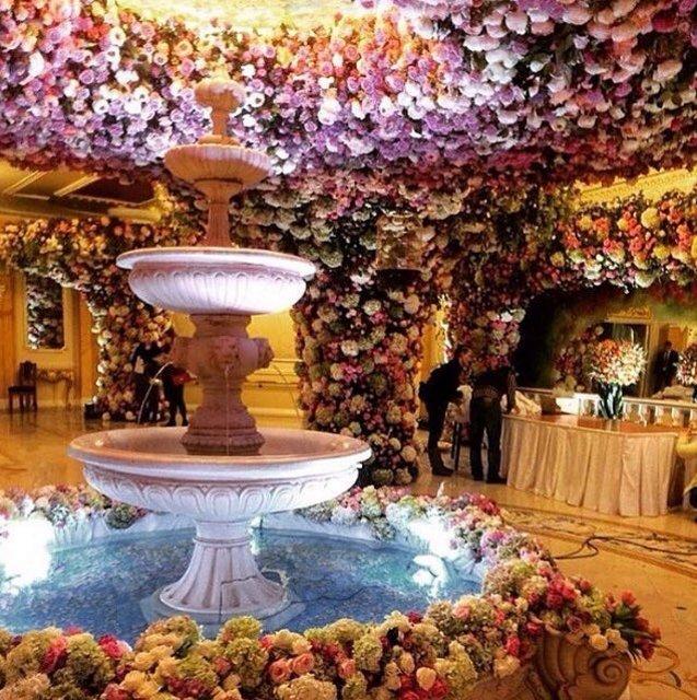 billion dollar wedding