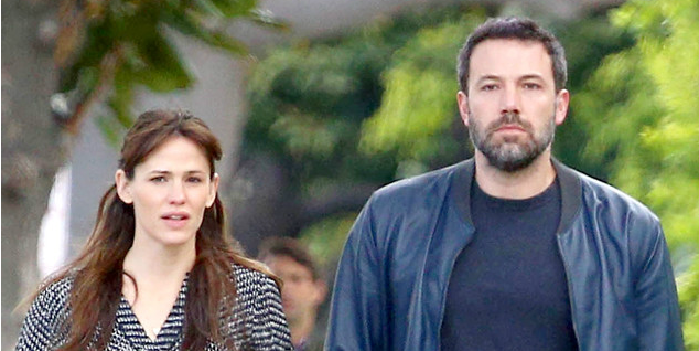 Are Ben Affleck and Jennifer Garner moving their kids to London?