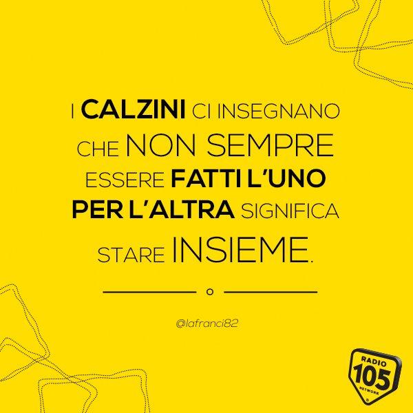 I nostri amici... #calzini :D https://t.co/jDJz5gJFY8