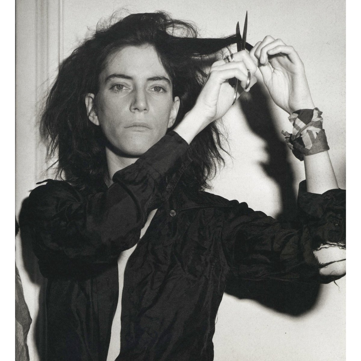 Inspiration: Patti Smith By Robert Mapplethorpe, New York, 1978. https://t.co/B4Nuo9RF4f