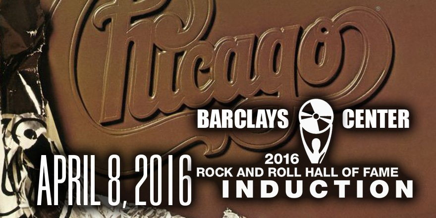 How sweet it is! @rock_hall @barclayscenter #RockHall2016 #RockHall #ChicagotheBand https://t.co/zSxbv5s4vV