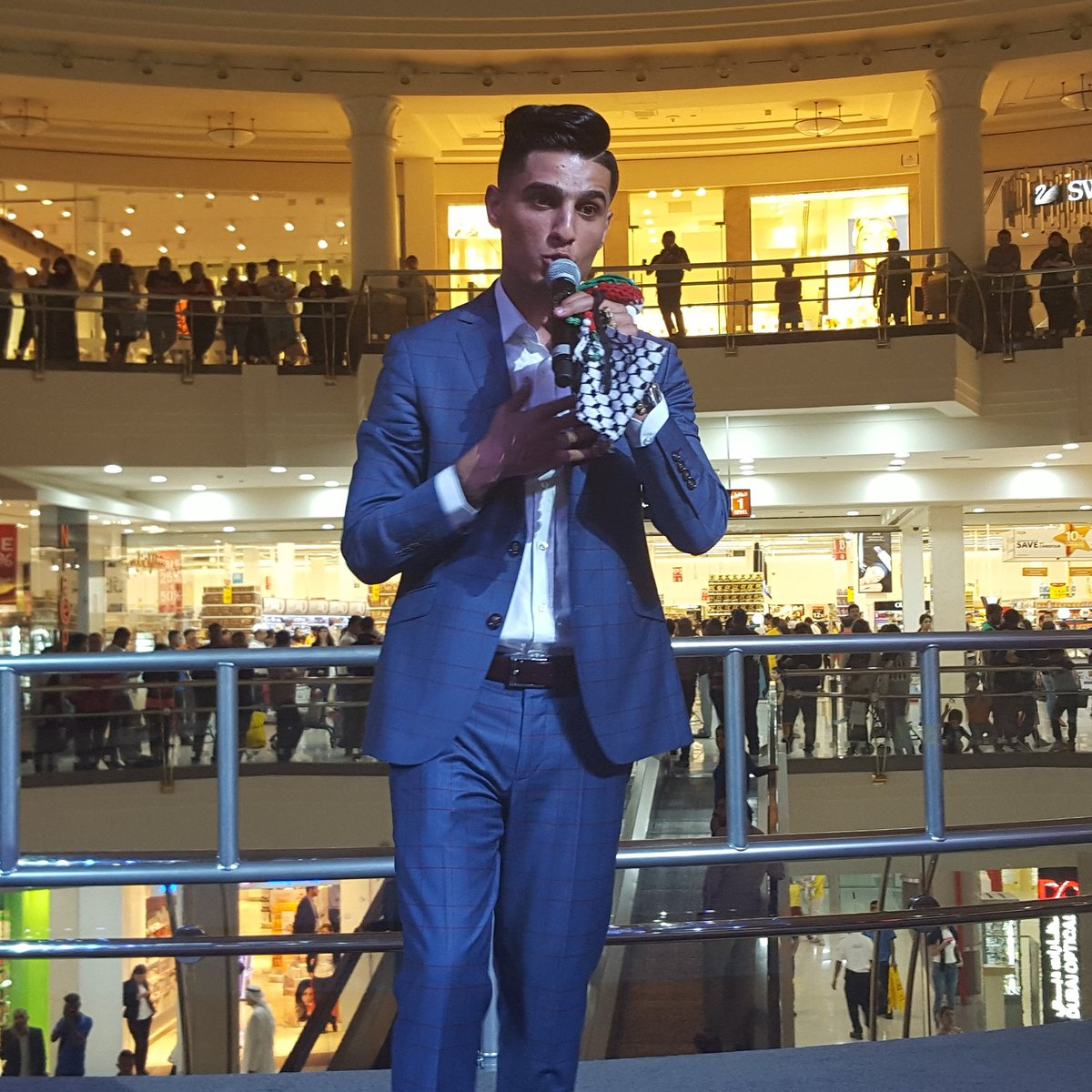 What a fantastic evening tonight with @mohammedassaf89! Share your snaps with us! #CCDSS16 https://t.co/AahHhNHFpm