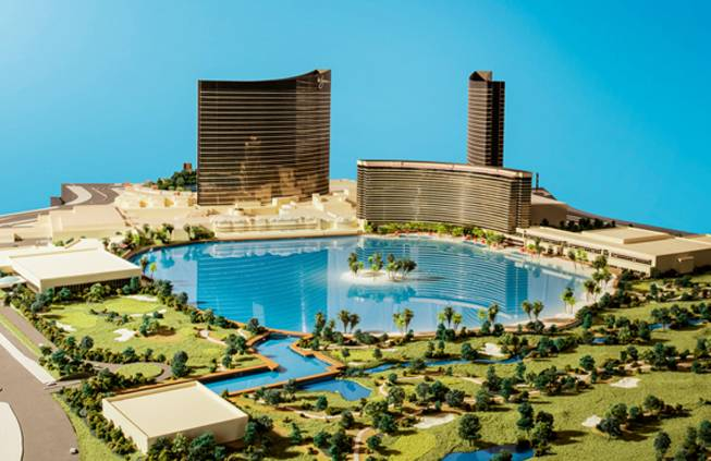Wynn Resorts announces major Las Vegas expansion project https://t.co/sk3UUA9HQA https://t.co/XX50seuOzM