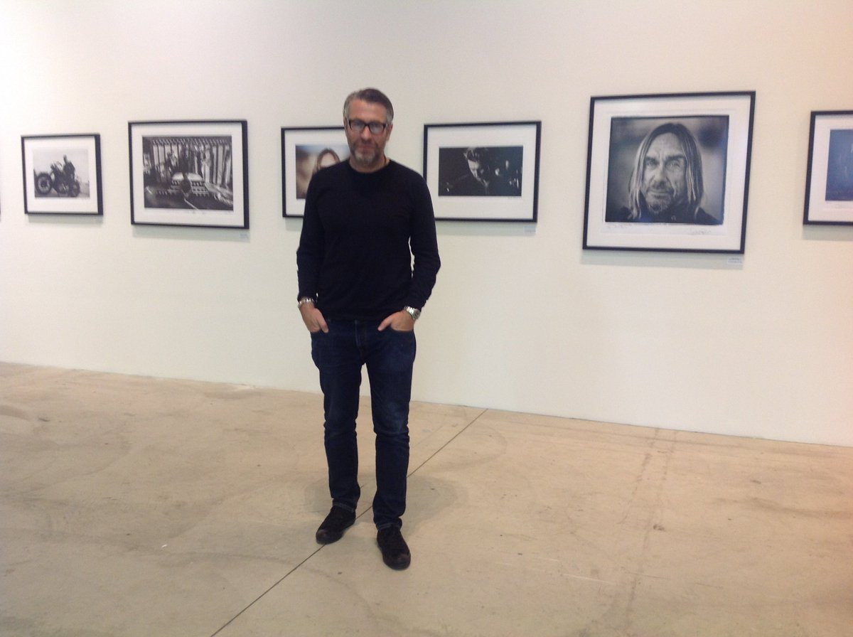 Tonight at 9PM 'American Valhalla: The Art of Post Pop Depression' Tickets: https://t.co/v188DBgnxS @IggyPop https://t.co/p8kqxwwsgC