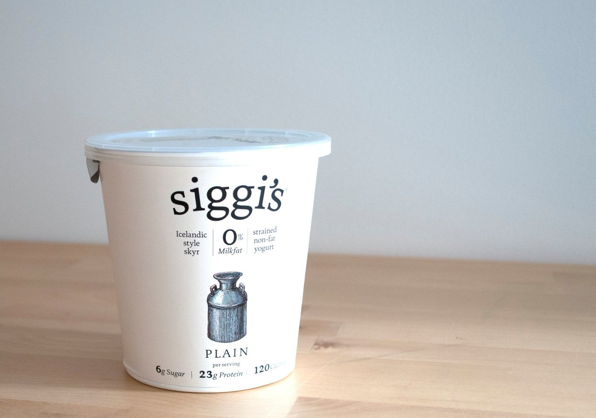 We like big tubs and we cannot lie! You can now enjoy even more siggi's in plain and vanilla from a 24 oz tub! https://t.co/JhxhwI2tRf