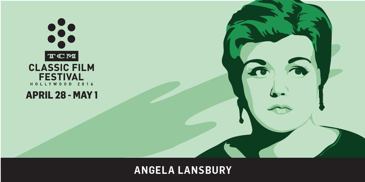 Film Legends Angela Lansbury, Rita Moreno & Billy Dee Williams join #TCMFF! https://t.co/SoGsOw6S3c https://t.co/qCqOCvdw2p