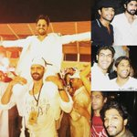 Its been many many years and awesome ones!!Happy birthday to you my Rockstar!!@alluarjun https://t.co/20mrUgKZGx
