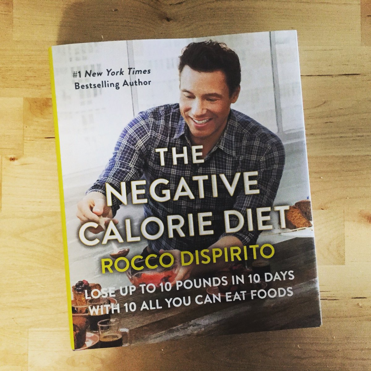 Who's coming over for dinner? Thanks, @roccodispirito! #WorldHealthDay https://t.co/duBnKwi21n