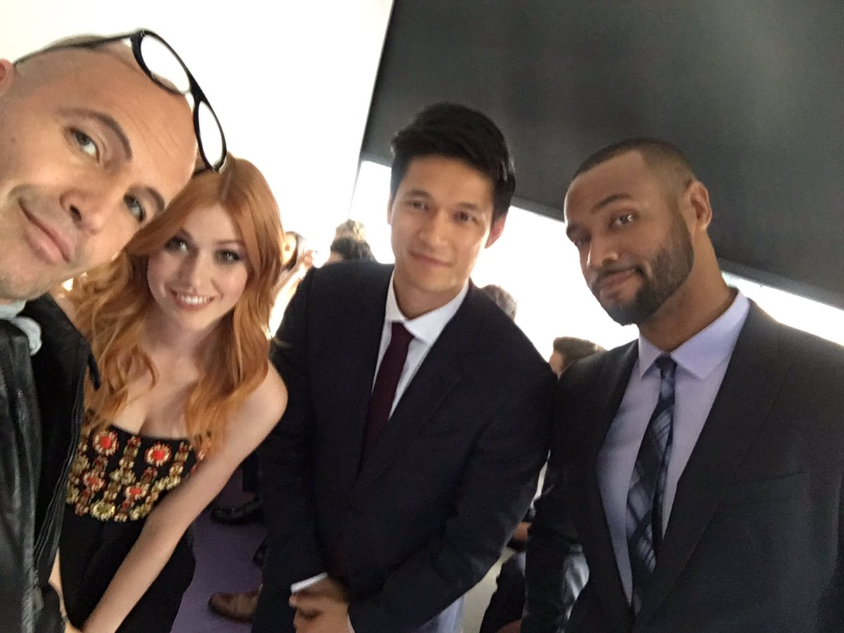 @FreeformTV up fronts for @GuiltTV with  @ShadowhuntersTV https://t.co/0MAeCKa9vh