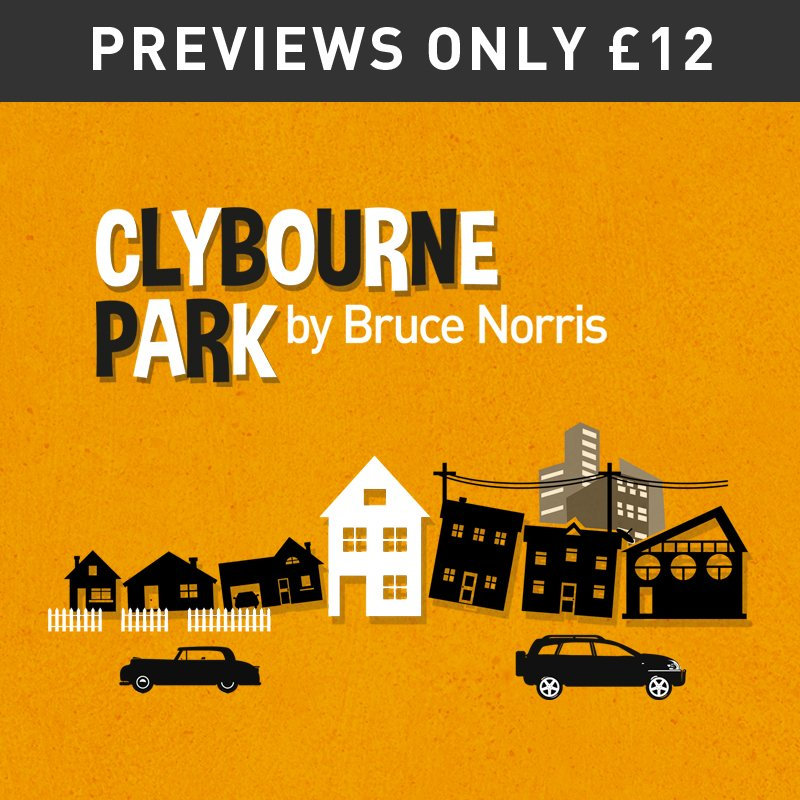 It's opening night TONIGHT! Have you got your tickets yet? Preview tickets are only £12 or less! #clybournepark https://t.co/fIJYzmc2hc