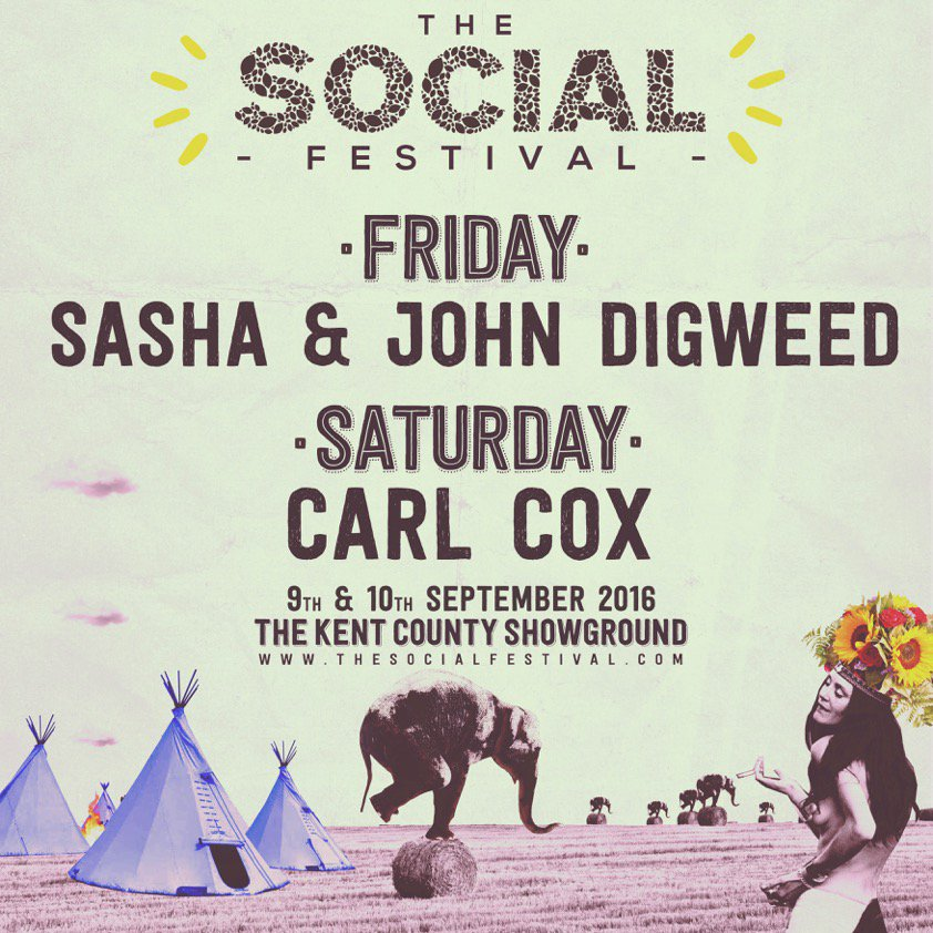 The anticipation has been building for years & the time has now come - Sasha & John Digweed / 9.11.16 https://t.co/Cp1tb9G6dS
