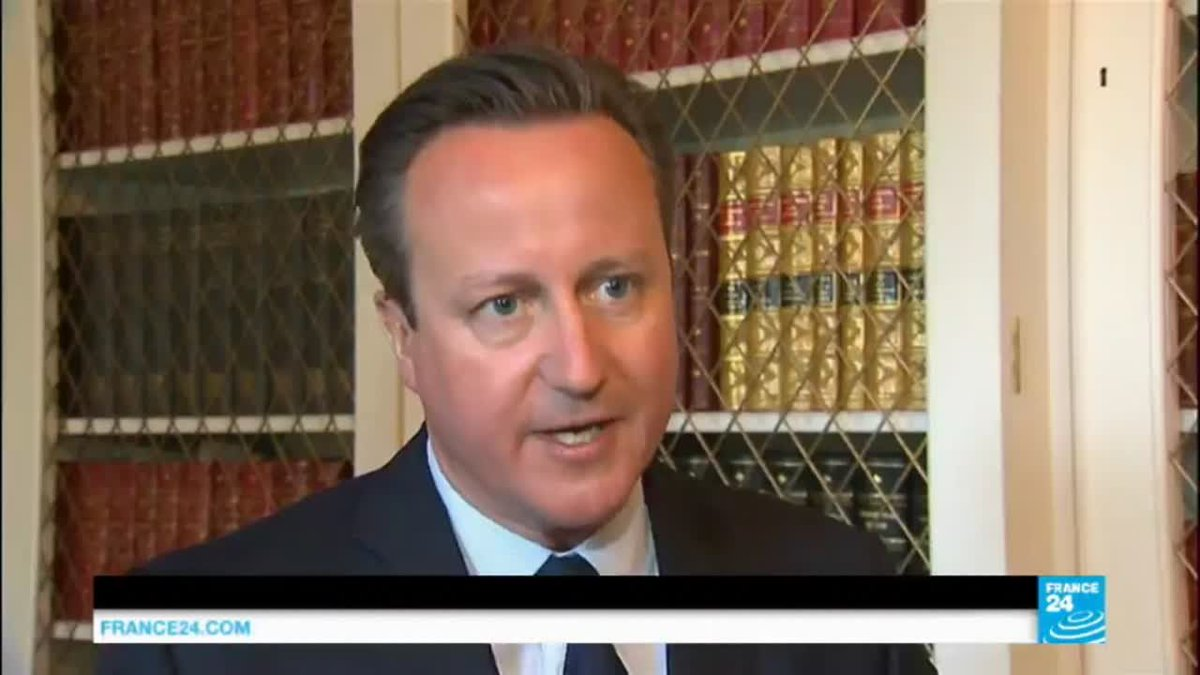 VIDEO -  Panama Papers: British PM Cameron admits profiting from his late father's offshore…