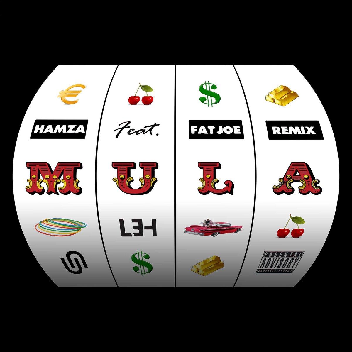 #Premiere du new Hamza ft Fat Joe ce soir sur NRJ ! #MulaRemix @HamzaThugMusic @fatjoe @NRJBelgique https://t.co/hf06aqlPcH