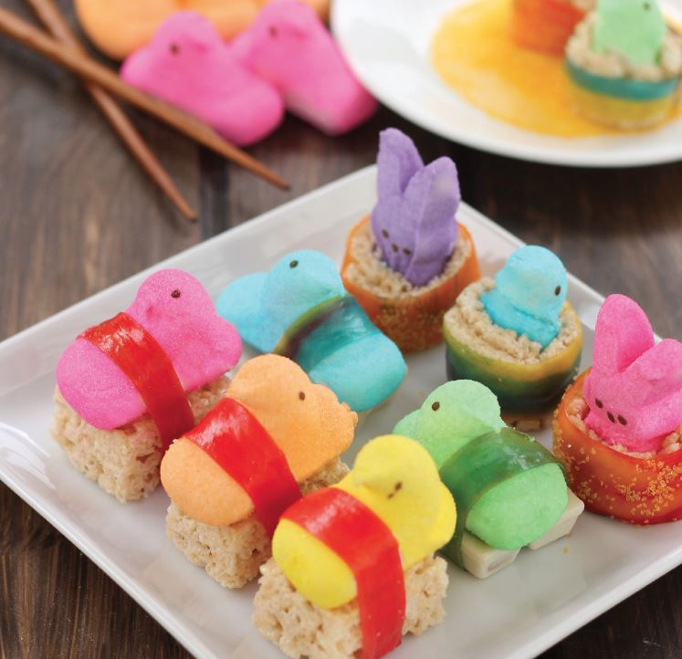 Turn your favorite #PEEPS into