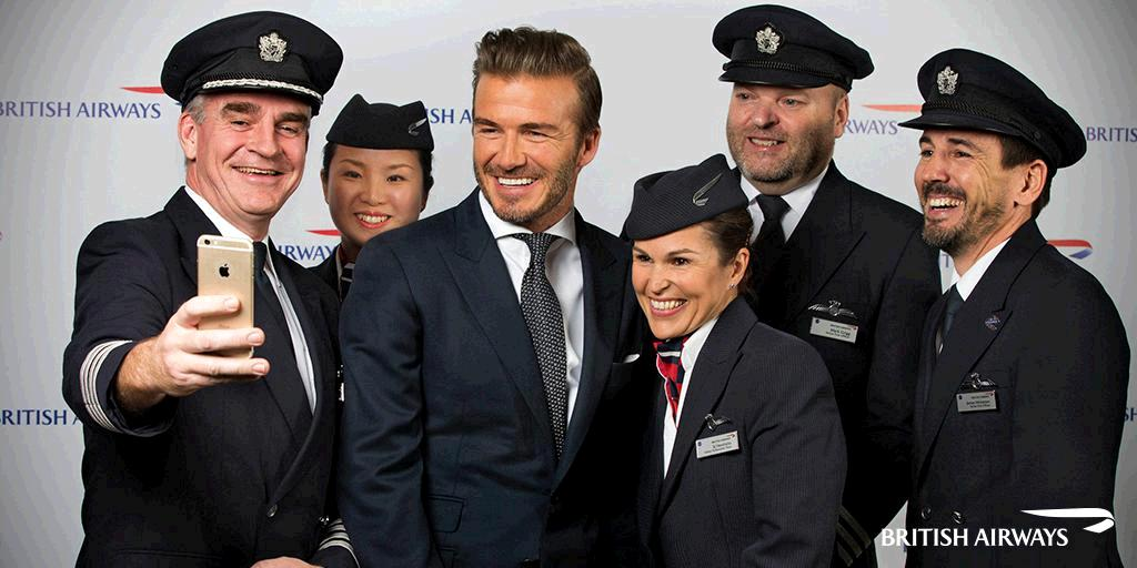 We asked Mr David Beckham about his life in travel. Here's what he had to say