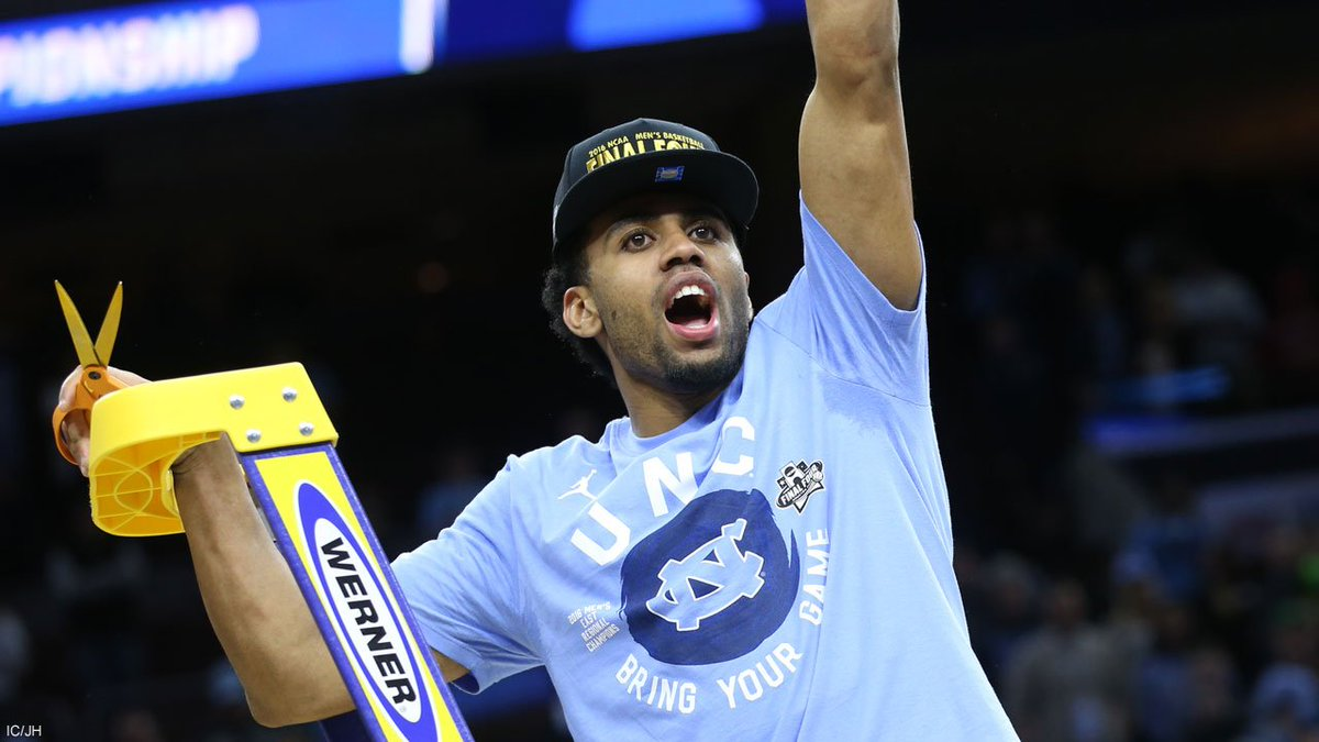 BREAKING: Joel Berry returning to #UNC, aiming to return to Final Four. Story: https://t.co/cnsCNFpW0Q https://t.co/ak89SMgAsk