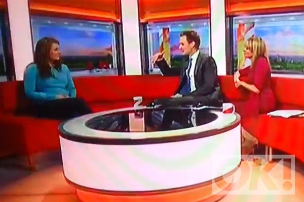 BBC Breakfast studio haunted by ghostly apparition during interview: