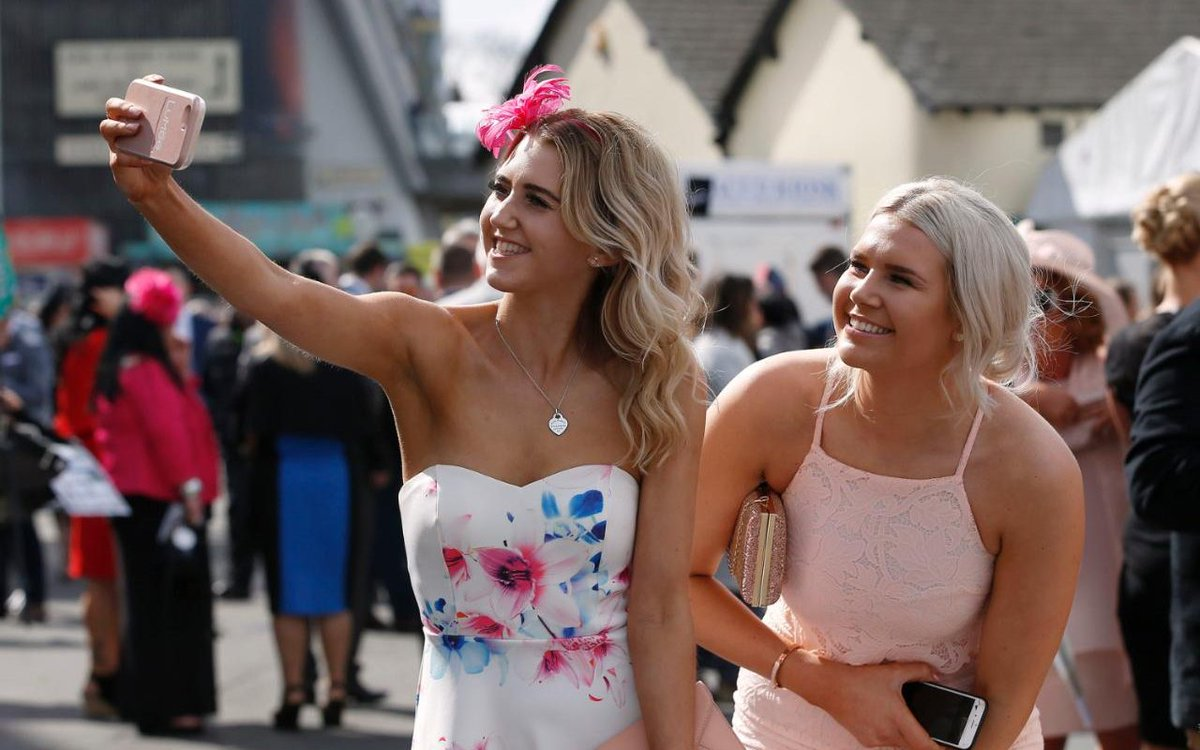 Aintree Ladies Day Upskirt Photographs Of Women Have