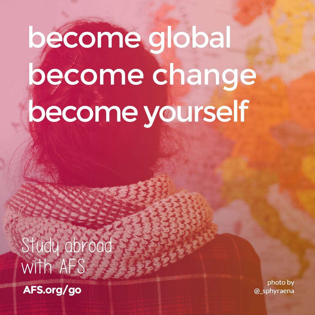 Discover who you are, where you are in the world and how you can make an impact. Apply at https://t.co/XLGGXwFkEh. https://t.co/8zUrSqI83c