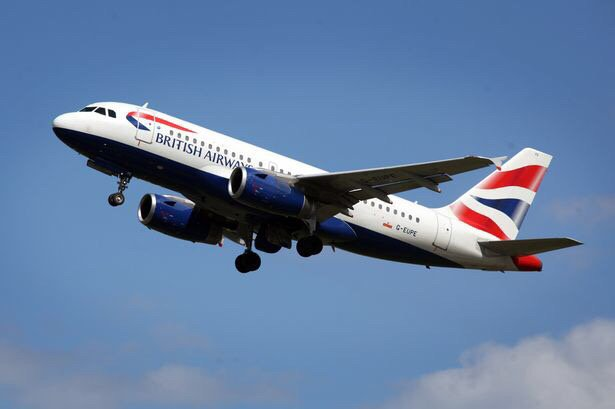 Drunk British Airways stewardess tried to cover