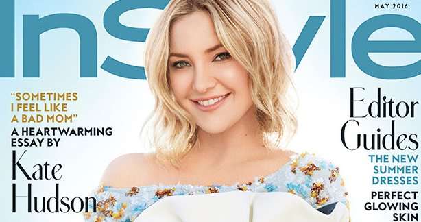 Kate Hudson's love life is giving her that high school butterfly feeling: