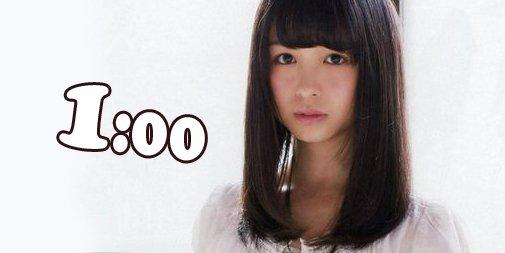 test ツイッターメディア - 12月14日土曜日。 欅坂46の 長濱ねる が1:00をお知らせします。 #長濱ねる  https://t.co/Jq9hjAtMqh