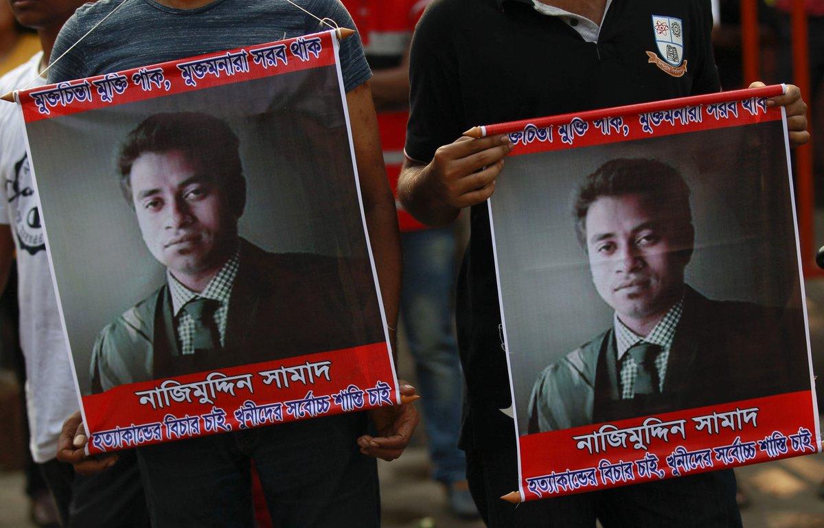 Al Qaeda-linked group claims responsibility for murder of Bangladesh activist