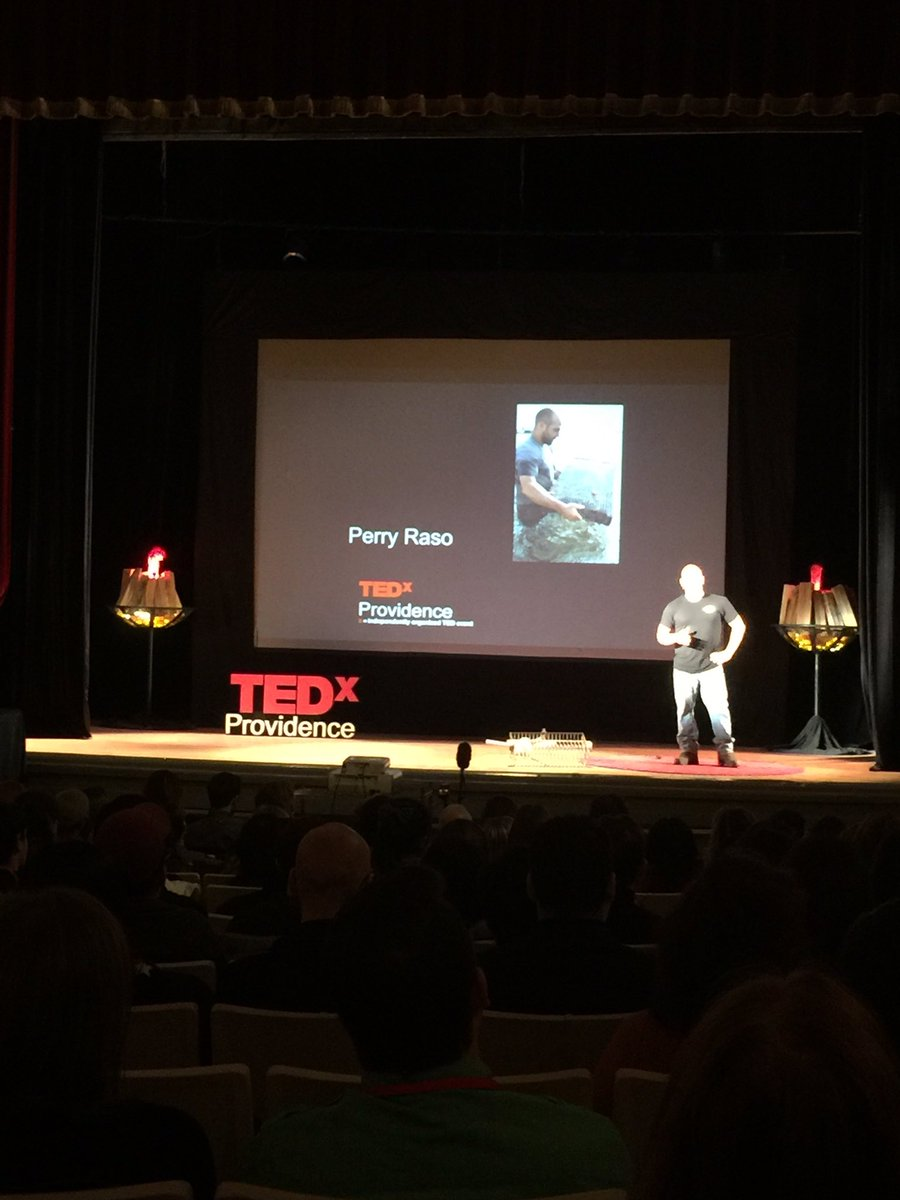 Incredible to share the stage with amazing Rhode Island Innovators #tedxprovidence https://t.co/9NFQCwEu15