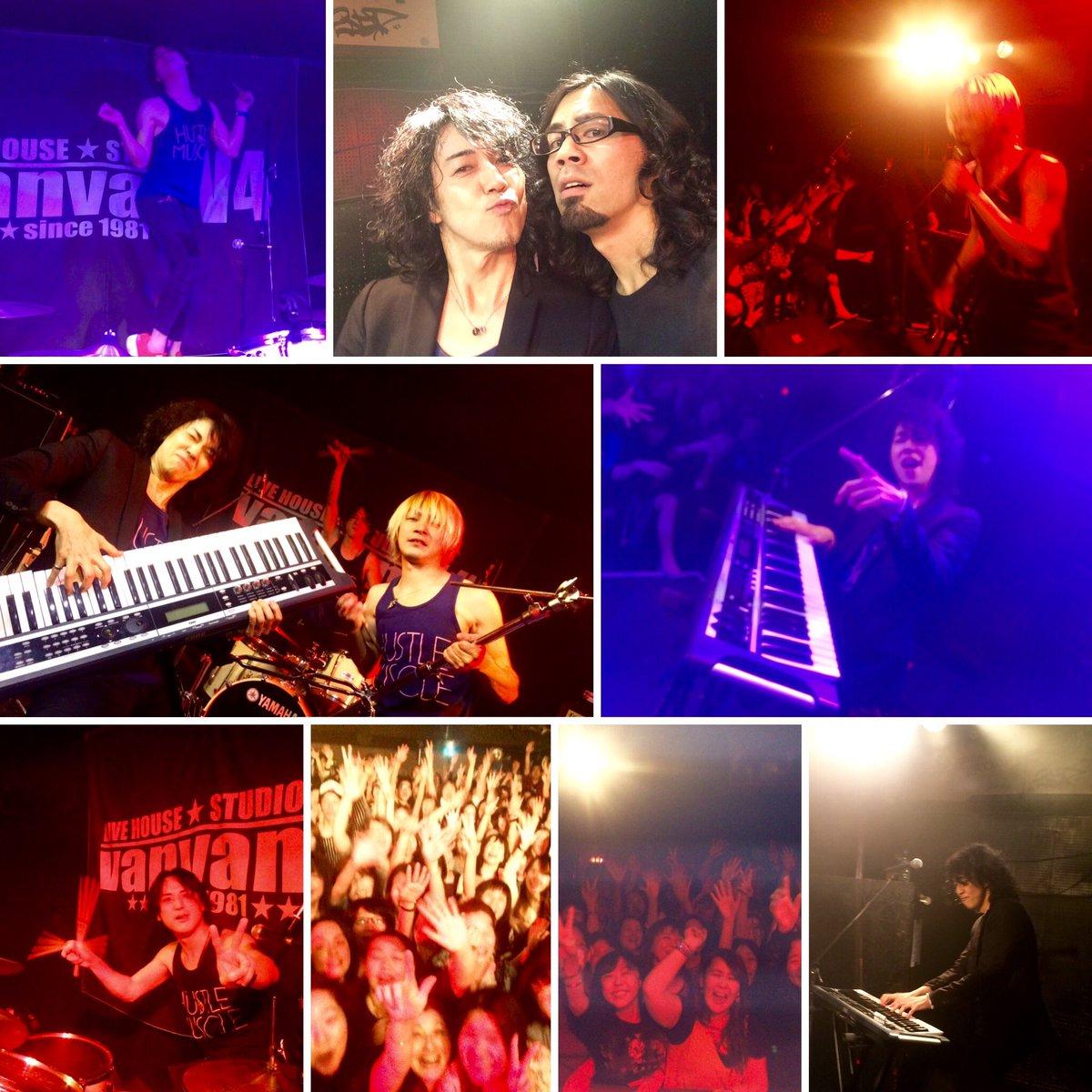 brainchild's@金沢vanvan V4 TOUR FINAL!!THANK YOU!! #brainchilds https://t.co/7hXnDS61cm