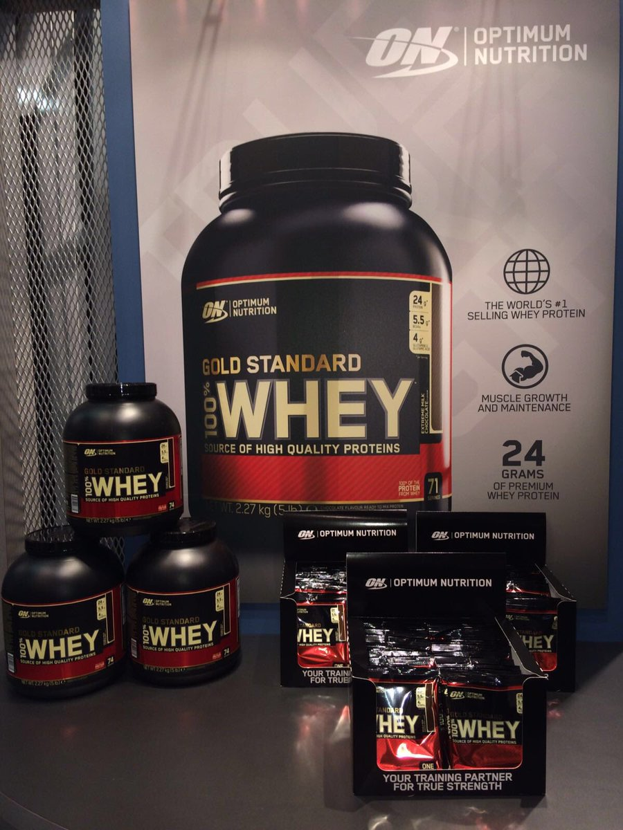 We're giving you the chance to #win a tub of GS Whey! #RT & follow for your chance!  #TeamON https://t.co/gbEOknvj5f