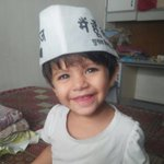 This cutie is @_AshutoshPatels daughter. Youngest AAP supporter from Gujarat! :) https://t.co/h4AU1cLtuk