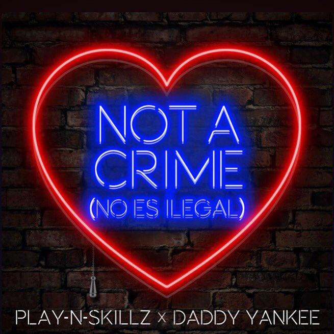 Over 2 milli on @spotify...Thank You #NOTACRIME #NOESILEGAL https://t.co/zvCkrNZVSz