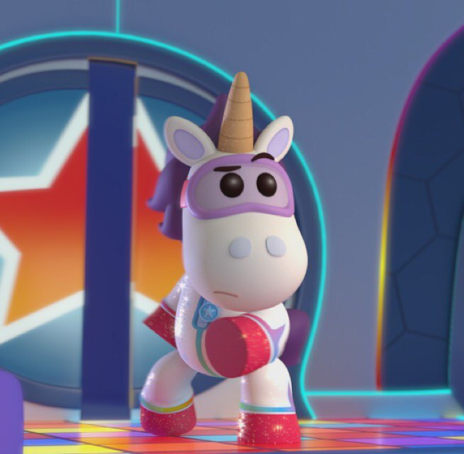 Yay It's National unicorn day! Now let's get funky! My hooves wanna dance!#NationalUnicornDay #Ubercorn #GoJetters https://t.co/n8ejyELJhi