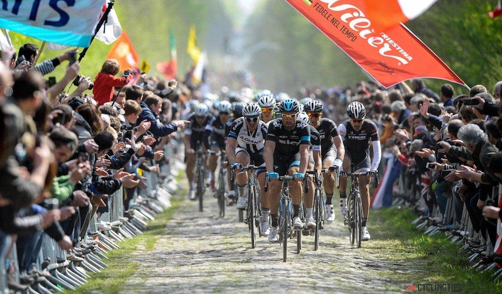 Yarın en büyük klasik @Paris_Roubaix koşuluyor.Hiç bisiklet yarışı izlemediyseniz yarın güzel bir başlangıç olabilir https://t.co/hifM23XU7i