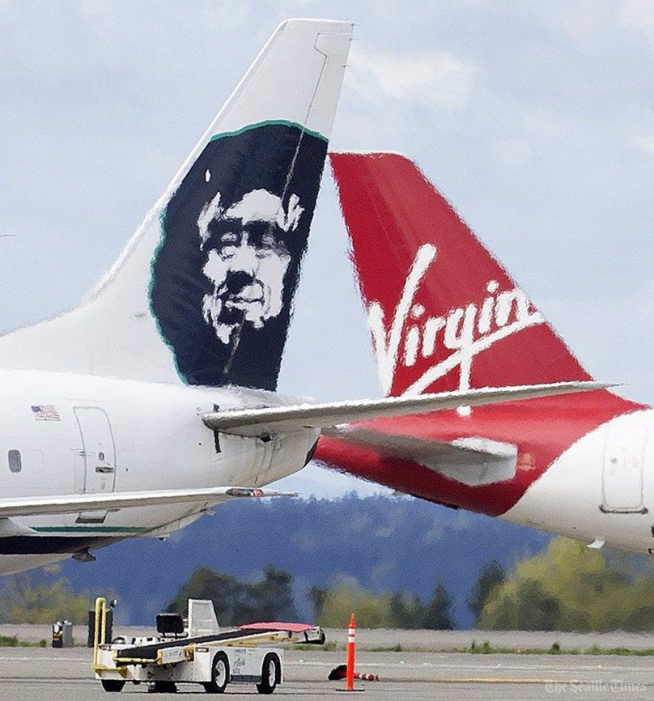RT @seattletimes: Alaska Air again shows it knows how to survive @jontalton: