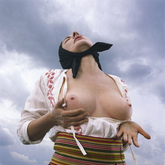 'I want to dominate the man's world.' ― Marina Abramovic https://t.co/ZQUZHETd69