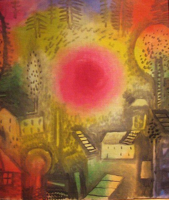 Paul Klee - 'Summer Landscape' (1924) https://t.co/ufU8hjKqja via @olgatuleninova
