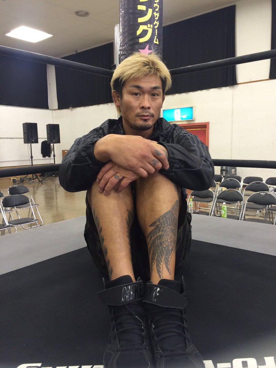 お疲れさま  #DDT西日本ツアー https://t.co/sas7qETeTV