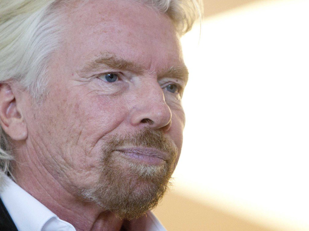 The US government's rules stopped Richard Branson from stopping Virgin America's