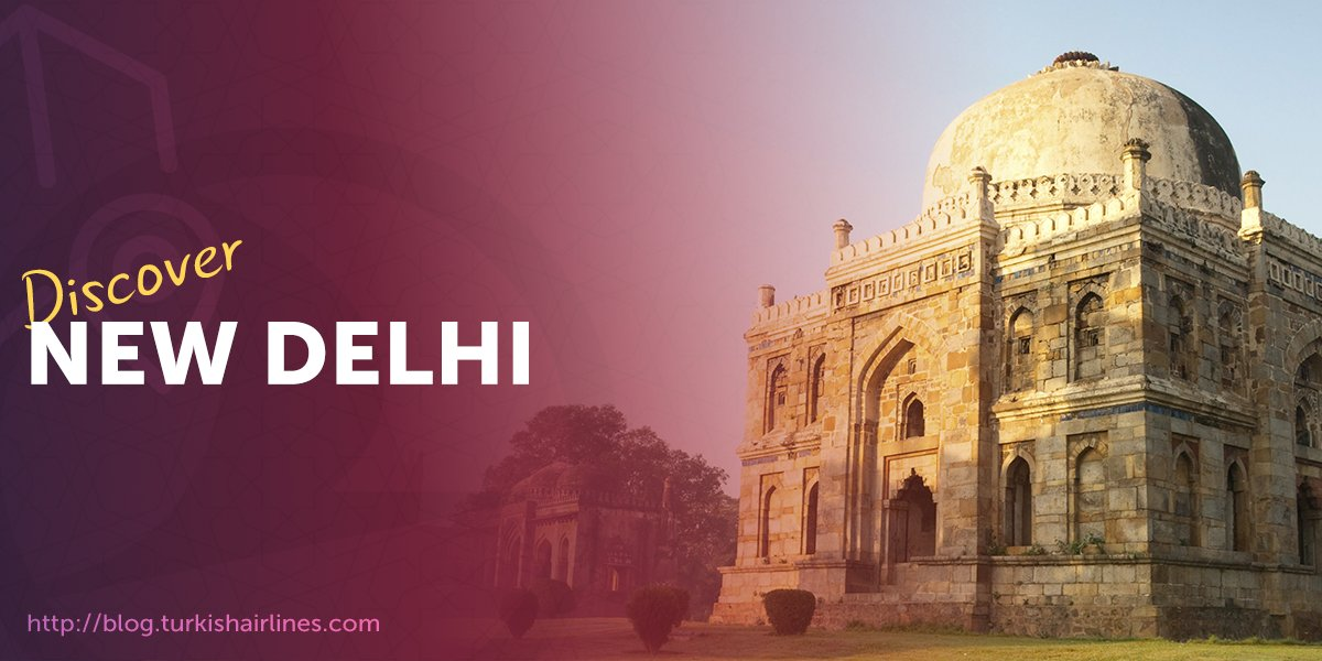 Ready for the journey of a lifetime to New Delhi? Let's go!
