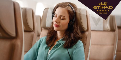 Travelling in Economy Class has never been more comfortable. Find out more: