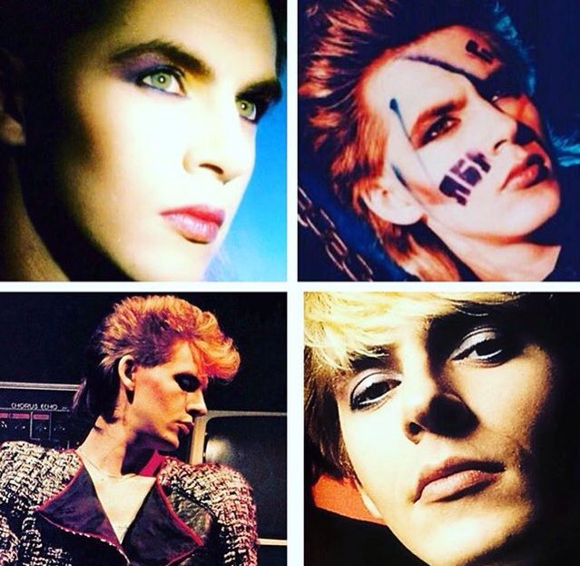 Epic! TY Lisa ❤️ RT @Lisa_Eldridge: Interview with #NickRhodes on site https://t.co/S6zdH8WdIW #makeup @duranduran https://t.co/EtctPEXJcd