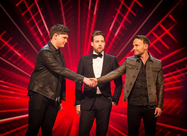 So Kevin Simm won The Voice UK 2016: were you Team Kevin or Team Jolan?