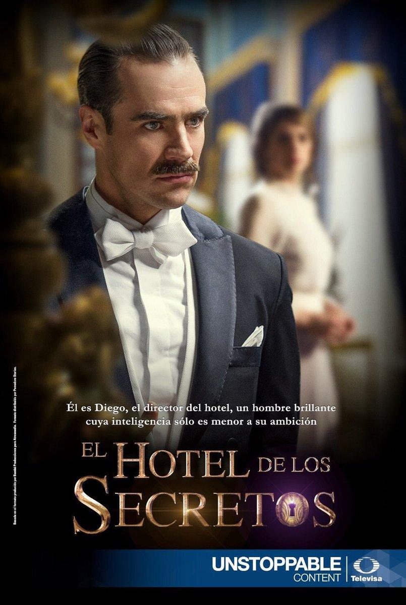 Hoy Domingo 10 de Abril /21.30 hrs /canal 2 MEXICO, el estreno de EL HOTEL DE LOS SECRETOS @Televisa @lopezdoriga https://t.co/5eWUNemhnR